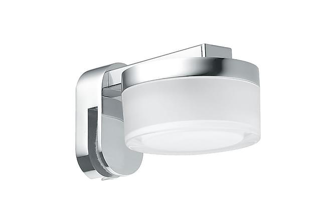 Badrumsbelysning Romendo LED 7 cm Krom/Satin - Eglo - Belysning - Badrumsbelysning - Badrumslampa tak