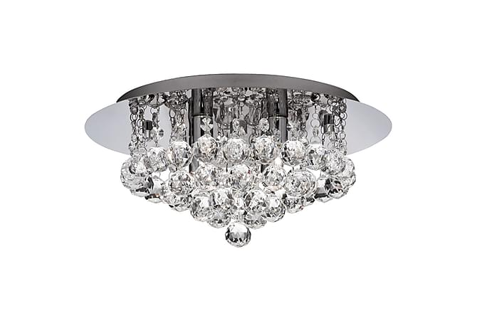Bathroom 4L LED Krom - Searchlight - Belysning - Badrumsbelysning - Badrumslampa tak