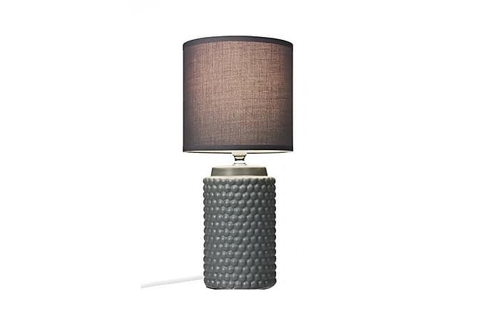 Bordslampa Bubble 15 cm Rund Grå - Cottex - Belysning - Inomhusbelysning & Lampor - Bordslampa