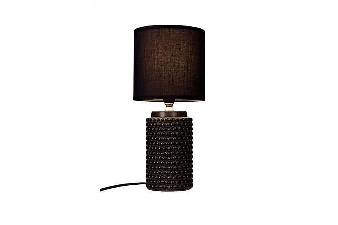 Bordslampa Bubble 15 cm Rund Svart - Cottex - Belysning - Inomhusbelysning & Lampor - Bordslampa