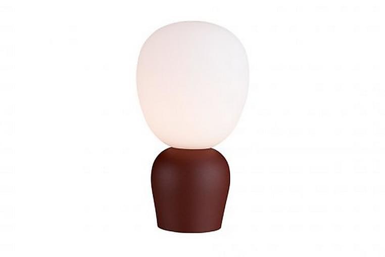 Bordslampa Buddy 35,5 cm Rost/Opalglas - Belid - Belysning - Inomhusbelysning & Lampor - Bordslampa
