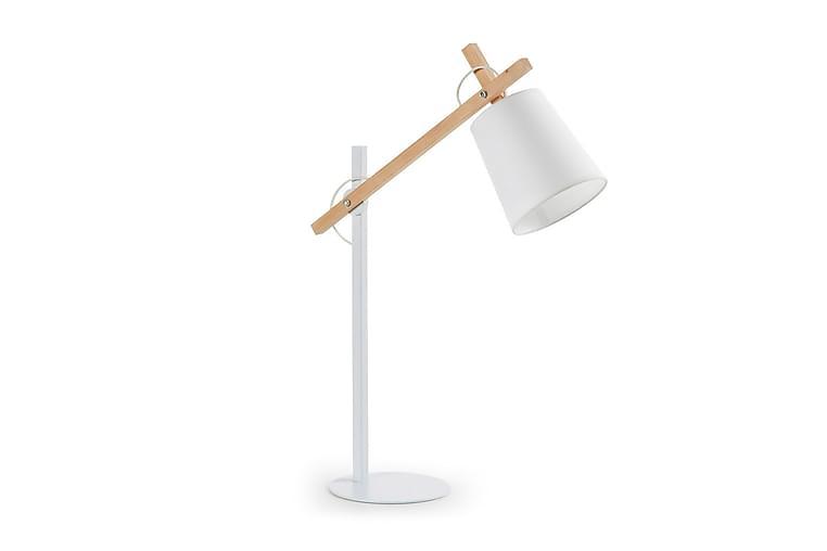 Bordslampa Jovik 50/18 cm - Vit - Belysning - Inomhusbelysning & Lampor - Bordslampa