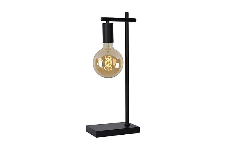 Bordslampa Leanne 21 cm Svart - Lucide - Belysning - Inomhusbelysning & Lampor - Bordslampa