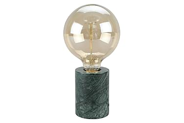 Bordslampa Marmor Grön/Svart