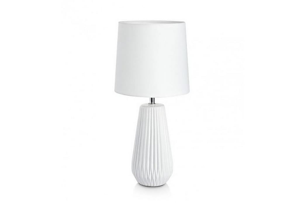 Bordslampa Nicci Vit - Markslöjd - Belysning - Inomhusbelysning & Lampor - Bordslampa