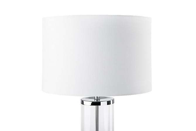 Bordslampa Sabinas 38 cm - Vit - Belysning - Inomhusbelysning & Lampor - Bordslampa