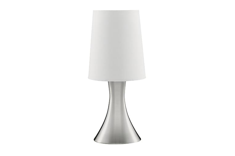 Bordslampa Satin 13 cm Dimbar Silver - Searchlight - Belysning - Inomhusbelysning & Lampor - Bordslampa