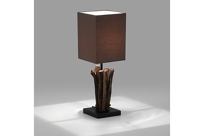 Bordslampa Seratna Tropical - Natur|Brun - Belysning - Inomhusbelysning & Lampor - Bordslampa