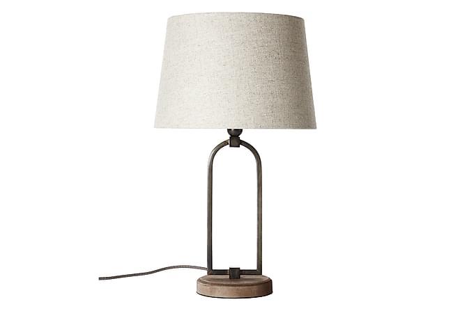 Bordslampa Sorcha Dimbar 50 cm - Beige - Belysning - Inomhusbelysning & Lampor - Bordslampa