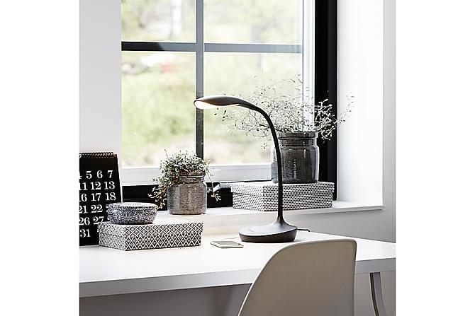 Bordslampa Swan USB Svart - Markslöjd - Belysning - Inomhusbelysning & Lampor - Bordslampa