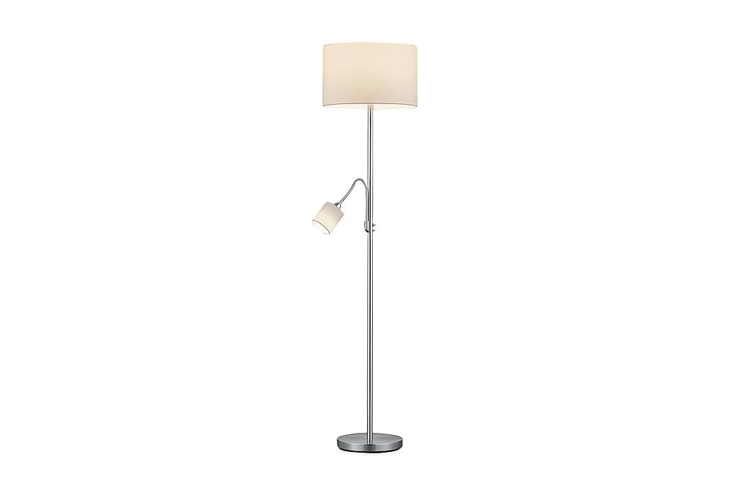 Golvlampa Hotel Silver - Trio Lighting - Belysning - Inomhusbelysning & Lampor - Golvlampa