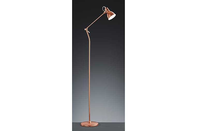 Golvlampa Jasper Koppar - Trio Lighting - Belysning - Inomhusbelysning & Lampor - Golvlampa