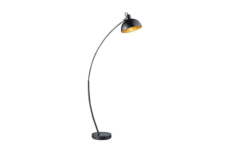 Golvlampa Recife Svart - Trio Lighting - Belysning - Inomhusbelysning & Lampor - Golvlampa