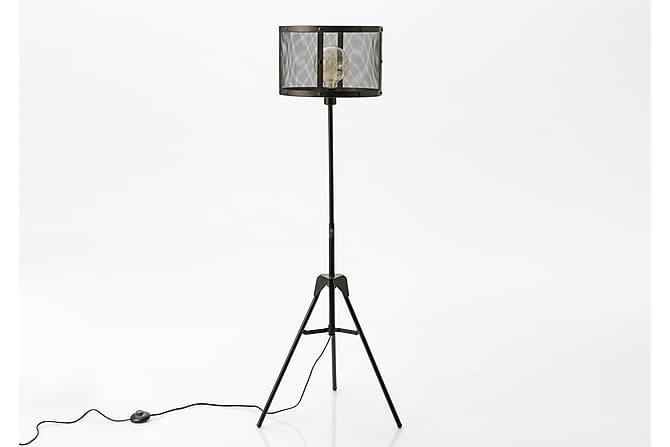 Golvlampa Segerhem 51x121 cm - Svart - Belysning - Inomhusbelysning & Lampor - Golvlampa