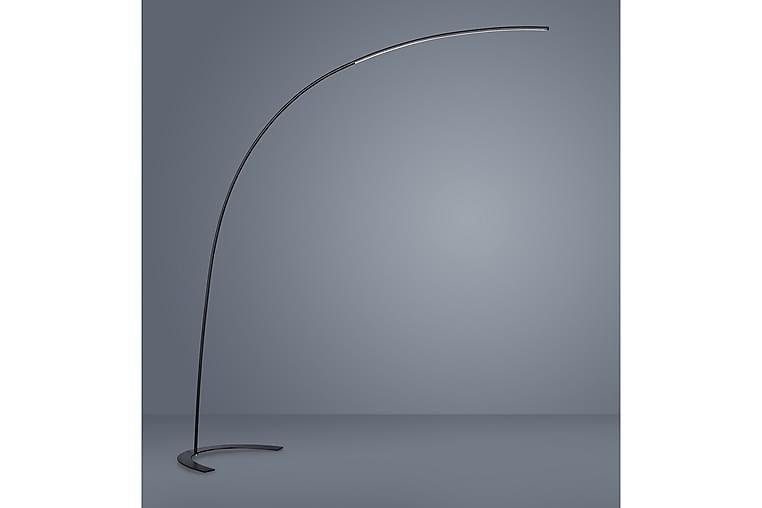 Golvlampa Shanghai Svart - Trio Lighting - Belysning - Inomhusbelysning & Lampor - Golvlampa