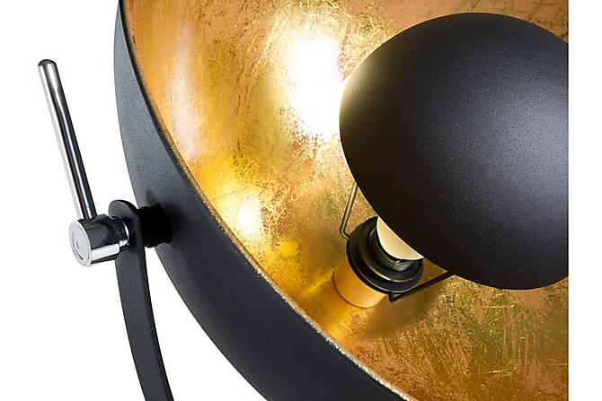 Golvlampa Thames Ii 165 cm - Svart - Belysning - Inomhusbelysning & Lampor - Golvlampa