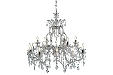 Therese Marie 18L Krom Clear Crystal