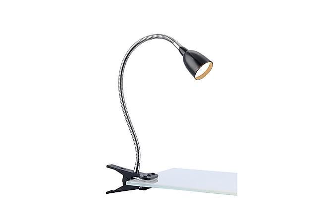 Klämspot Tulip Svart - Markslöjd - Belysning - Inomhusbelysning & Lampor - Skrivbordslampa