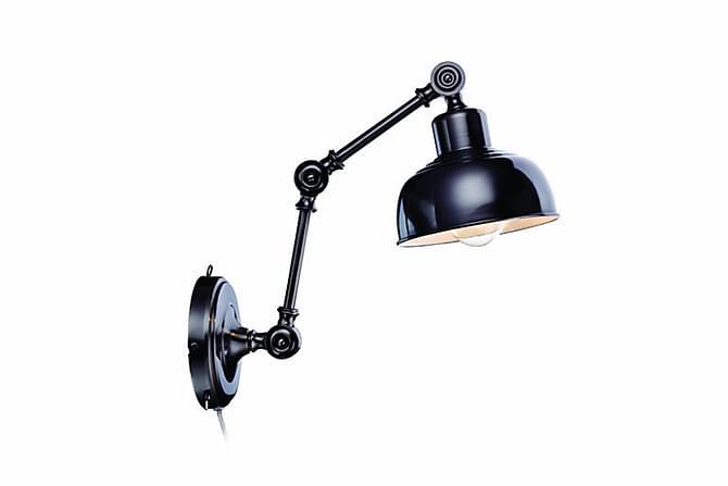 Vägglampa Grimstad Antik/Silver - Markslöjd - Belysning - Inomhusbelysning & Lampor - Vägglampa