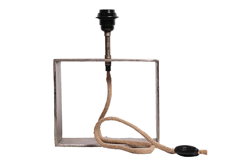 Raw Box Lampfot Silver - PR Home - Belysning - Inomhusbelysning & Lampor - Lampfötter