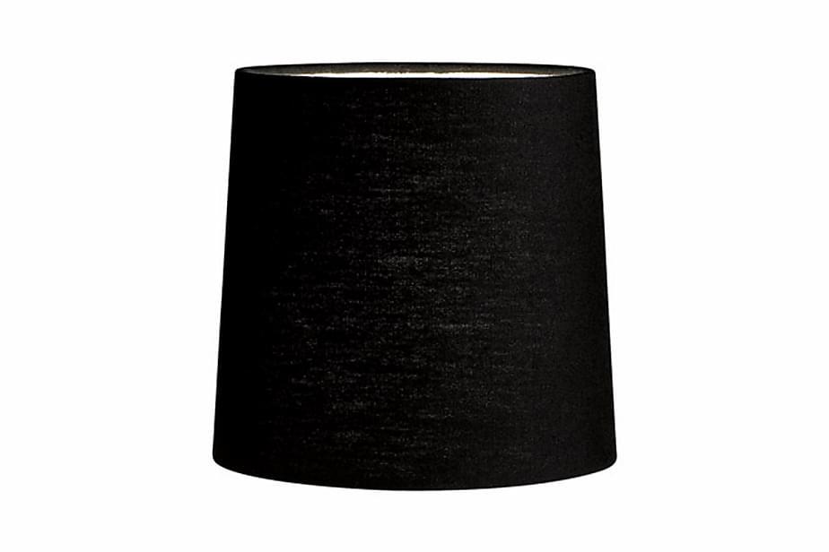 Lampskärm Cylinder Svart