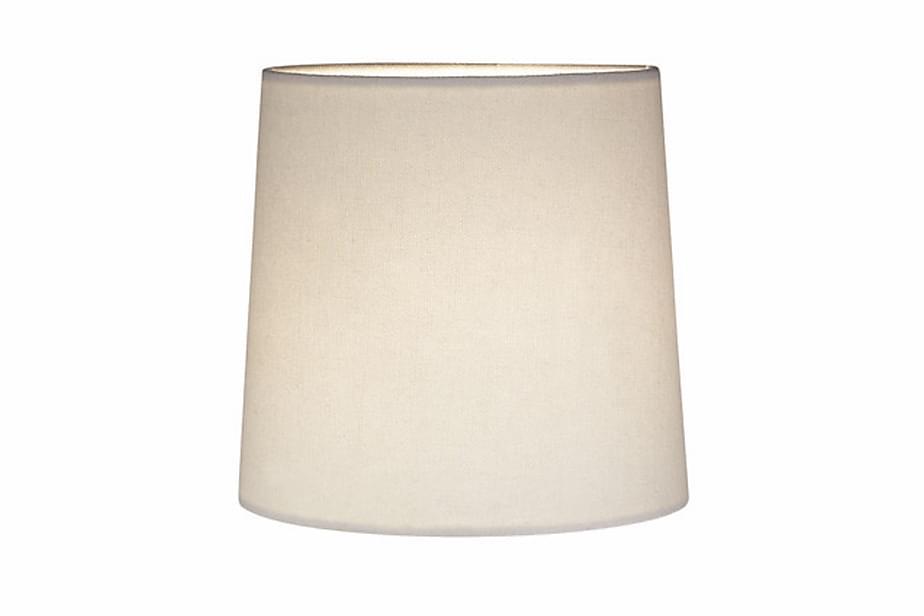 Lampskärm Cylinder Vit