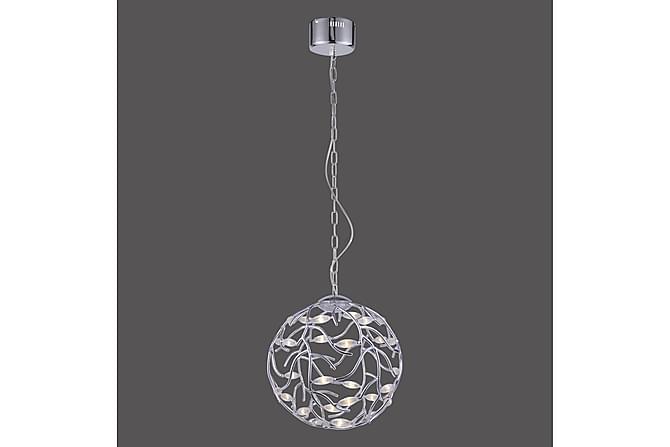 FLORIAN pendellampa - Grå|Krom - Belysning - Inomhusbelysning & Lampor - Pendellampor & hänglampor