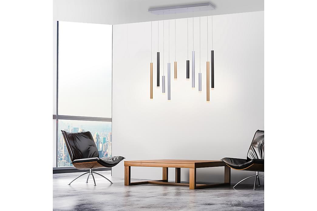Pendellampa Pochote 5 lampor - Flerfärgad - Belysning - Inomhusbelysning & Lampor - Taklampa