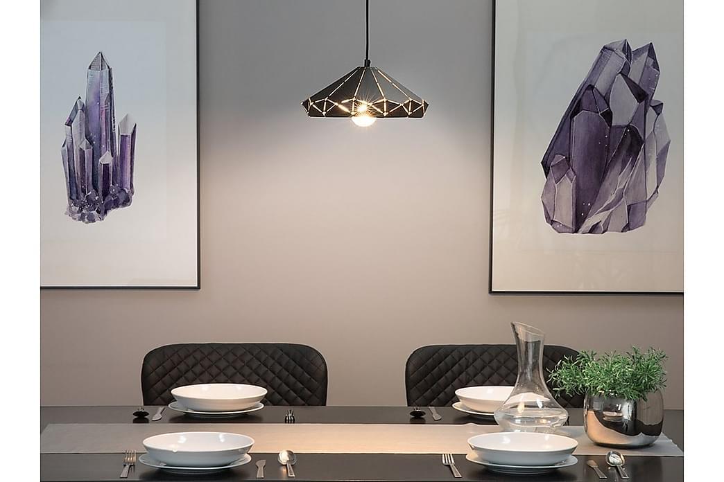 Taklampa Nevola 27 cm - Svart - Belysning - Inomhusbelysning & Lampor - Taklampa