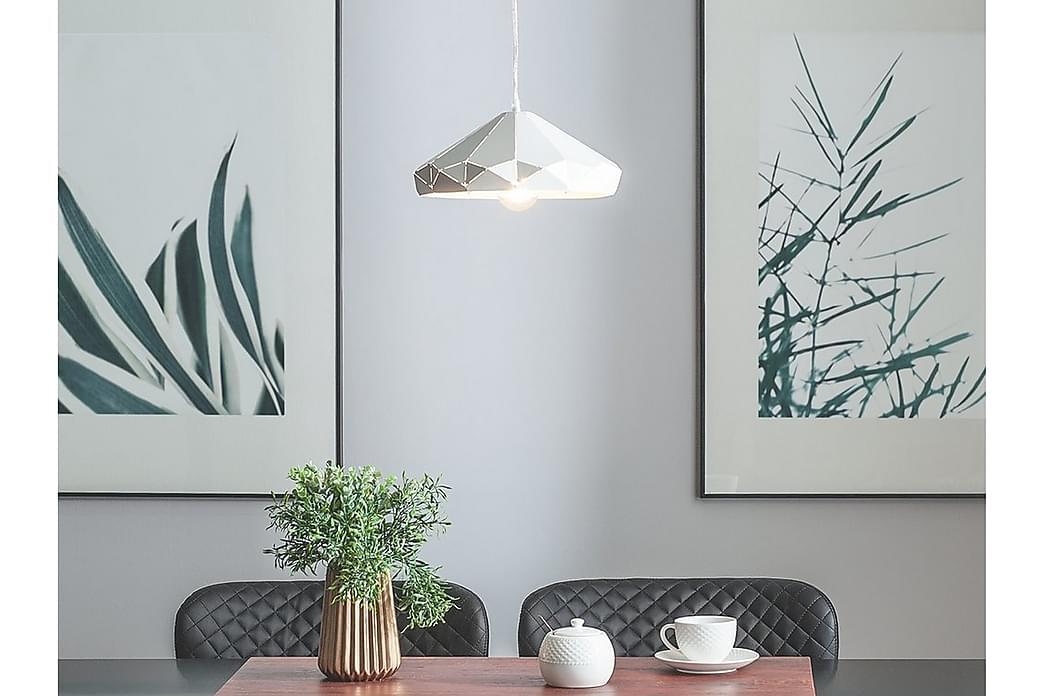 Taklampa Nevola 27 cm - Vit - Belysning - Inomhusbelysning & Lampor - Taklampa