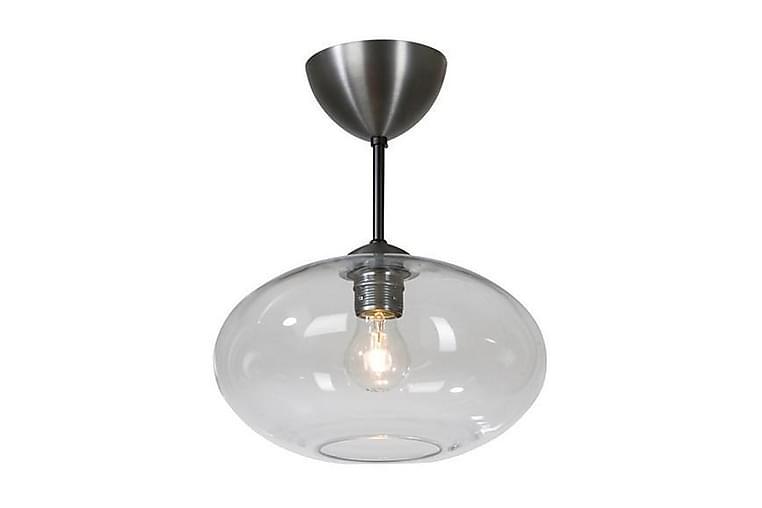 Plafond Bullo 27x32 cm Grå Oxid/Glas - Belid - Belysning - Inomhusbelysning & Lampor - Taklampa