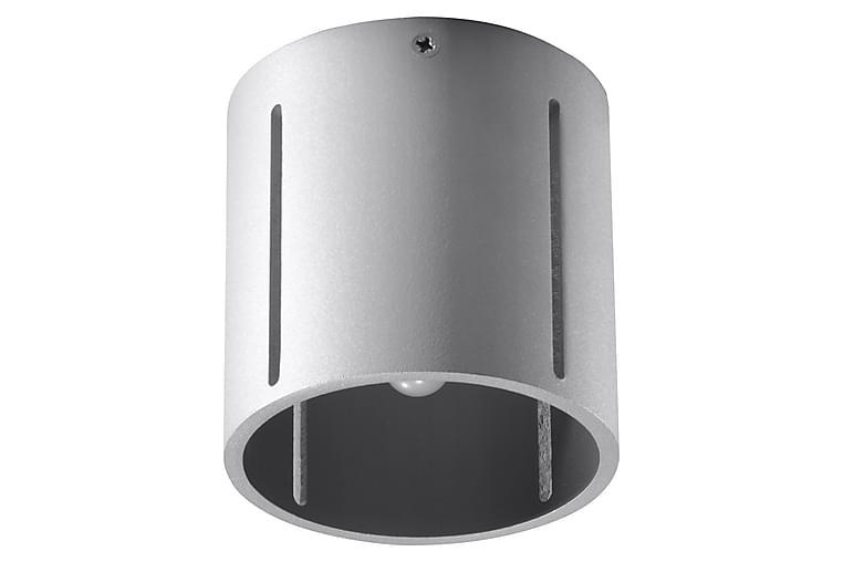 Plafond Inez Grå - Sollux Lighting - Belysning - Inomhusbelysning & Lampor - Taklampa