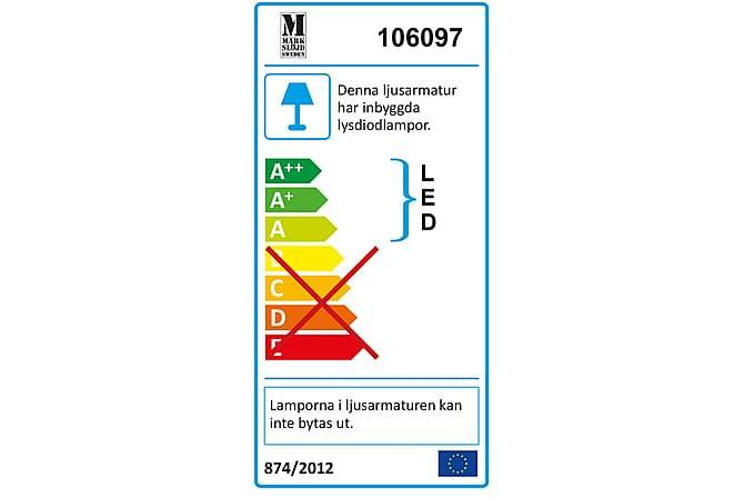 Vägglampa Snake Vit - Markslöjd - Belysning - Inomhusbelysning & Lampor - Sänglampor