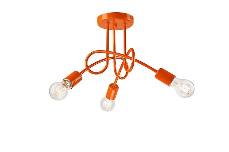 Spotlight Camilla 3L - Orange - Belysning - Inomhusbelysning & Lampor - Spotlights & downlights