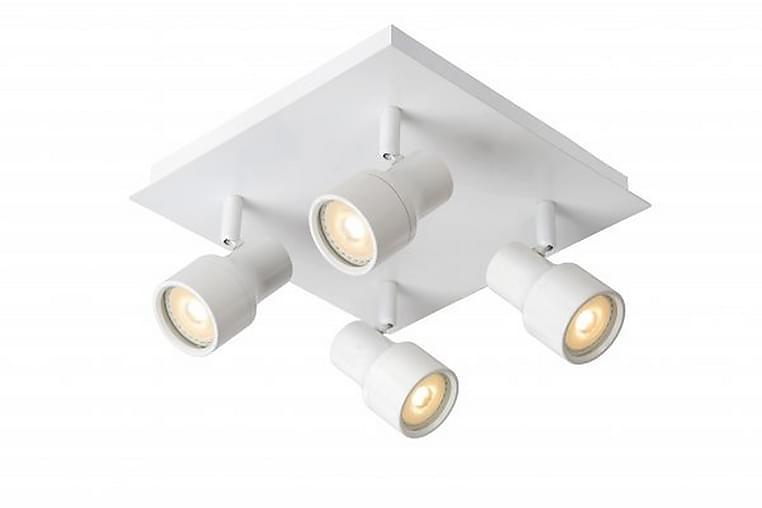Spotlight Sirene 25 cm LED Dimbar 4 Lampor Vit - Lucide - Belysning - Inomhusbelysning & Lampor - Spotlights & downlights