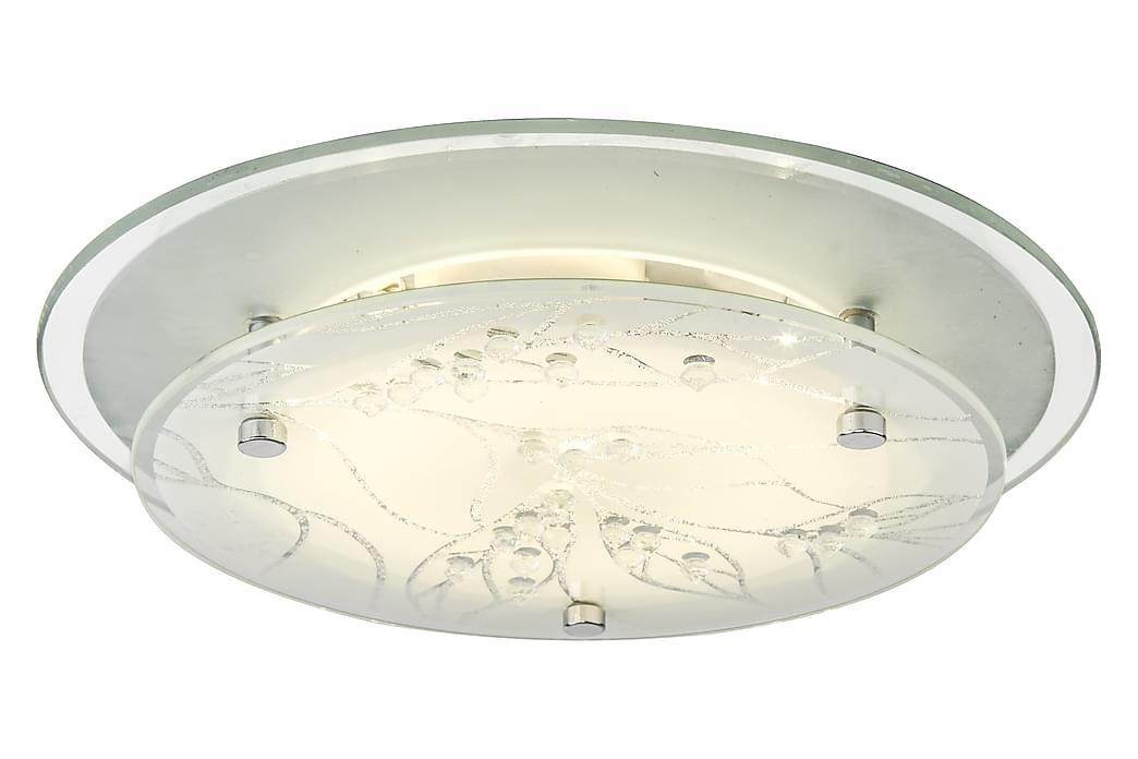 DENISE plafond, vit/krom - Belysning - Inomhusbelysning & Lampor - Taklampa