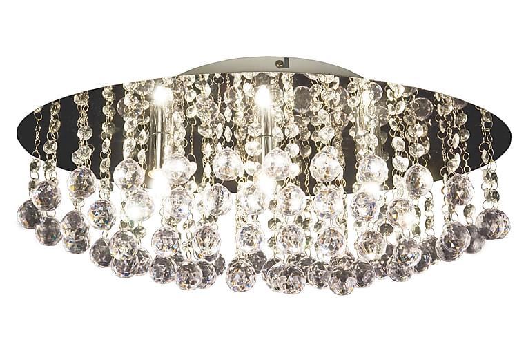 ELBE plafond, oval, krom - Aneta Lightning - Belysning - Inomhusbelysning & Lampor - Taklampa