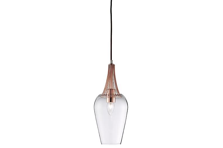 Fönsterlampa Whisk 16 cm Rund Dimbar Koppar - Searchlight - Belysning - Inomhusbelysning & Lampor - Fönsterlampa