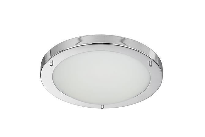 Flus LED 12W Krom/Glas - Searchlight - Belysning - Inomhusbelysning & Lampor - Taklampa