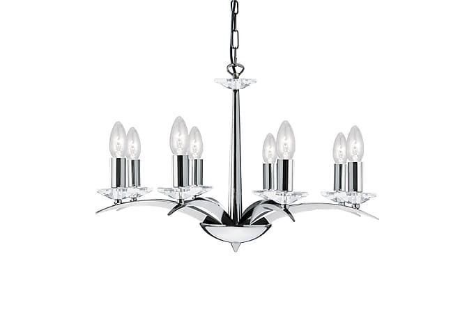 Kensington 8L Krom - Searchlight - Belysning - Inomhusbelysning & Lampor - Taklampa