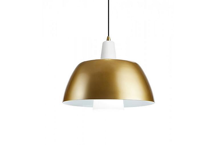 Pendellampa Solo Vit/Guld - Markslöjd - Belysning - Inomhusbelysning & Lampor - Taklampa
