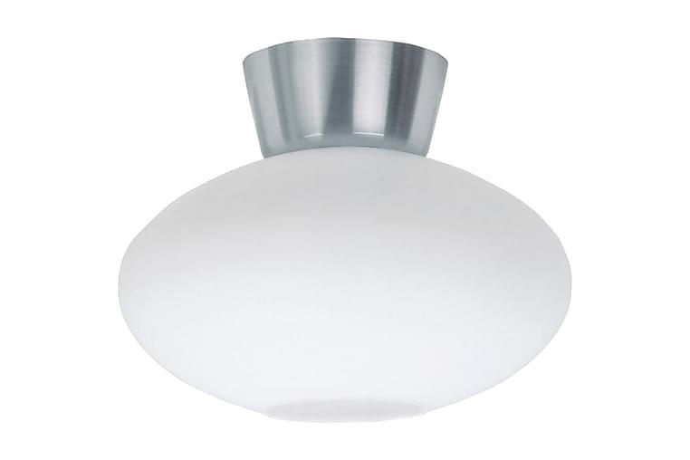 Plafond Bullo 27 cm Rund Grå/Opal - Belid - Belysning - Inomhusbelysning & Lampor - Taklampa