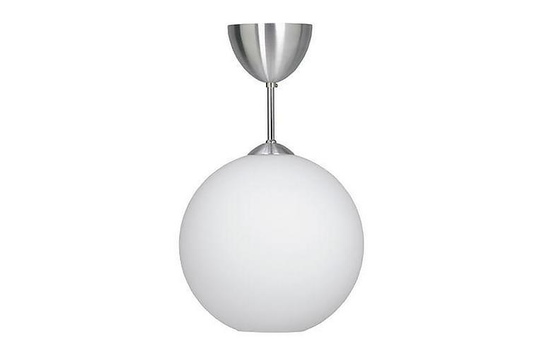 Plafond Capo 30 cm Aluminium/Opalglas - Belid - Belysning - Inomhusbelysning & Lampor - Taklampa