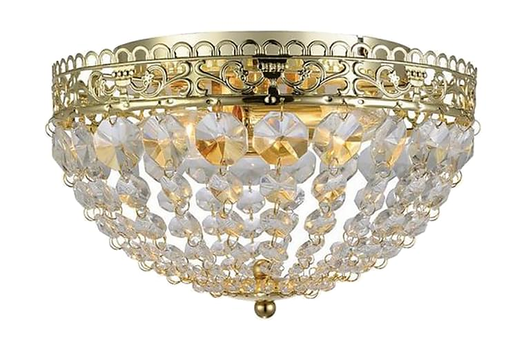 Plafond Saxholm Guld/MC - Markslöjd - Belysning - Inomhusbelysning & Lampor - Taklampa