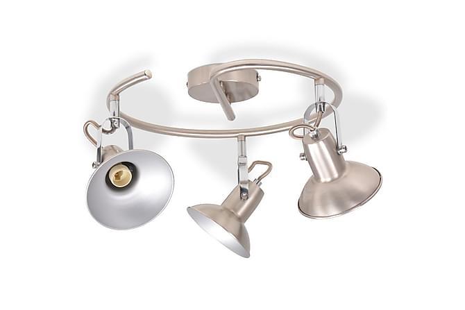 Taklampa Meyers 3 Lampor - Silver - Belysning - Inomhusbelysning & Lampor - Taklampa
