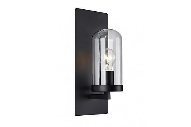 Vägglampa Barnaby Svart/Krom - Markslöjd - Belysning - Inomhusbelysning & Lampor - Vägglampa