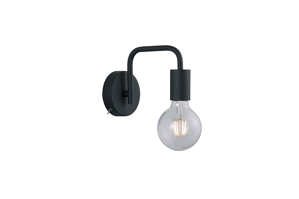 Vägglampa Diallo Svart - Trio Lighting - Belysning - Inomhusbelysning & Lampor - Vägglampa