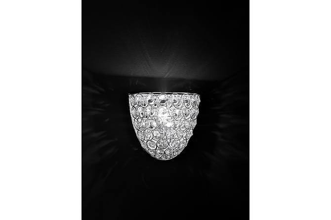 Vägglampa Holly - Vit - Belysning - Inomhusbelysning & Lampor - Vägglampa