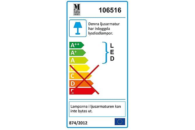 Vägglampa Iris 2L Mörkgrå - Markslöjd - Belysning - Inomhusbelysning & Lampor - Vägglampa