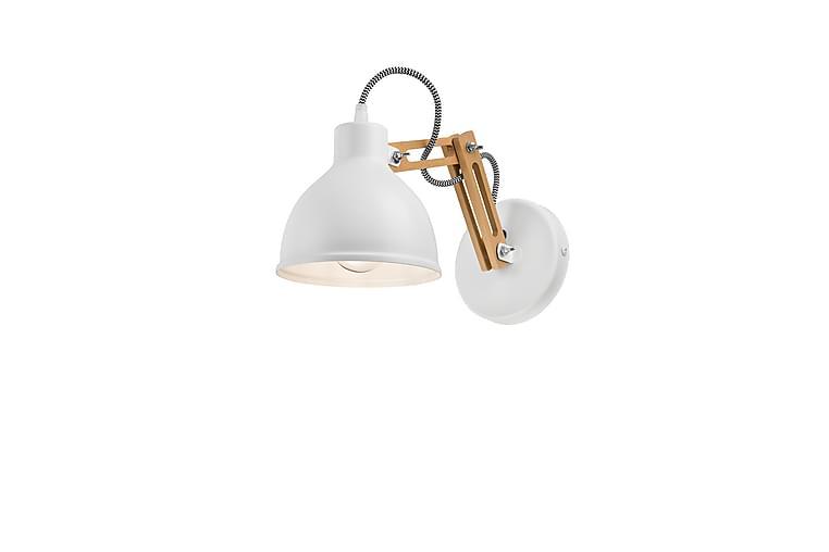 Vägglampa Llaneces - Vit - Belysning - Inomhusbelysning & Lampor - Vägglampa